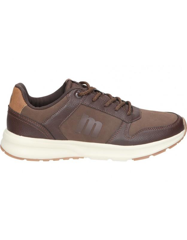 Zapatos para caballero no asignado mtng 84647 en marron