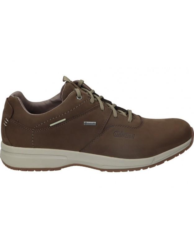 Zapatos chiruca udine 22 marron para caballero