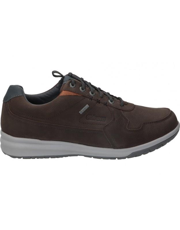 Zapatos para caballero no asignado chiruca metropolitan 12 en marron