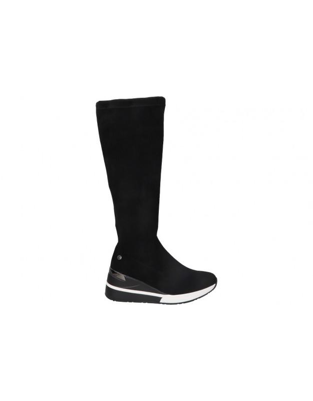 Botas xti 43367 negro para moda joven