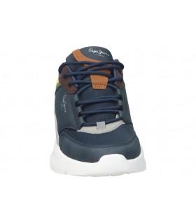 Sandalias casual de niño pablosky 722510 color azul