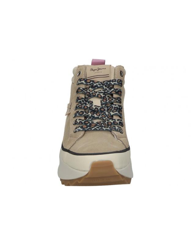 Zapatos para caballero planos jack & jones stellar en gris