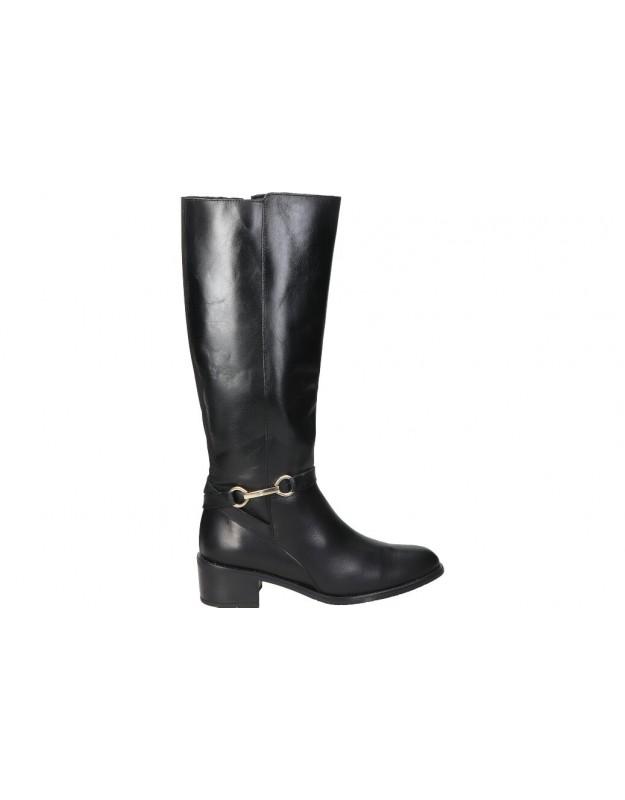 Botas color negro de casual maria jaen 1014n