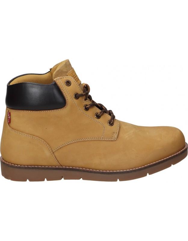 Levi´s camel jaxed botas para caballero