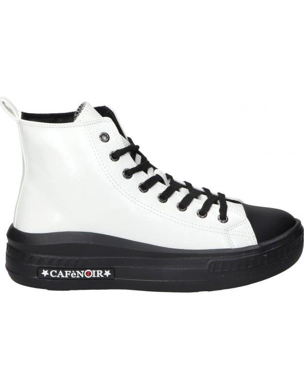 Cafenoir blanco c1dm9251-w001 deportivas para moda joven