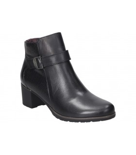 Zapatos pitillos 6670 negro para señora