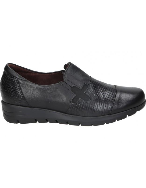 Zapatos pitillos 2102 negro para señora