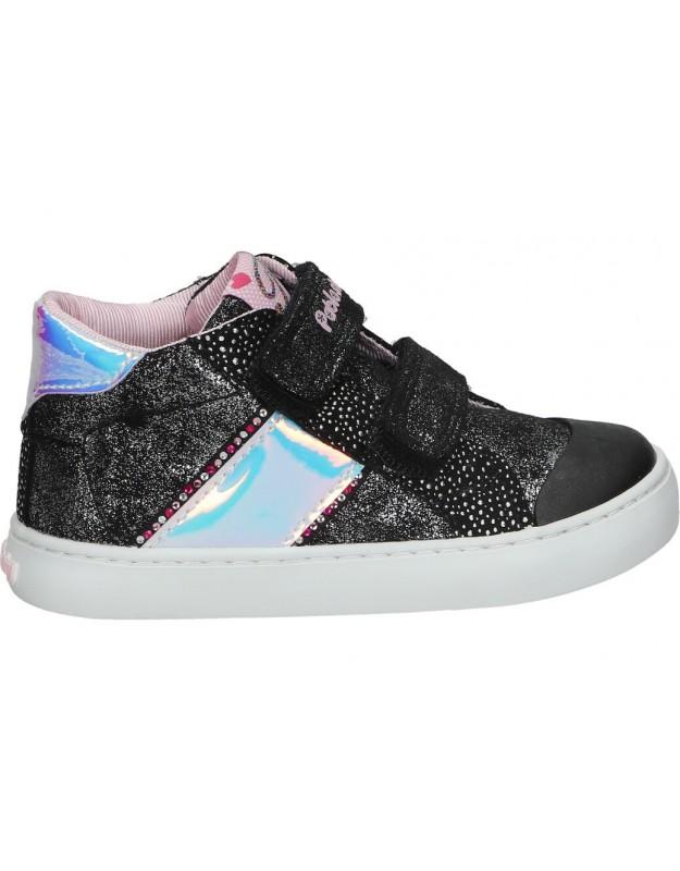 Zapatos para niña planos pablosky 965610 en negro