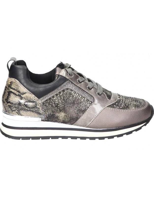 Zapatos color gris de casual fun house f2021023-b0