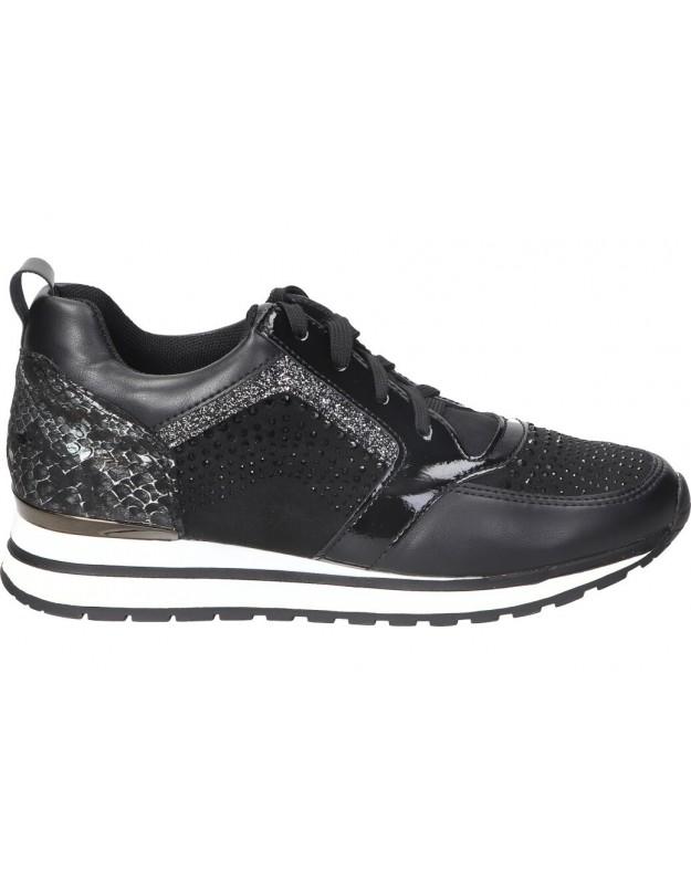 Zapatos para señora fun house f2021023-b1 negro