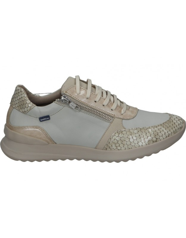 Zapatos nuper 55151 beige para señora