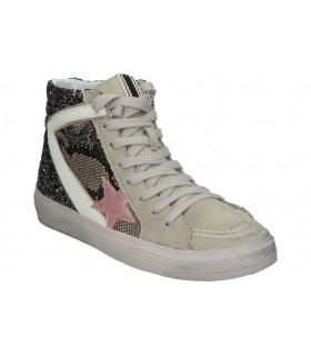 Zapatos para moda joven planos top3 21569 en camel