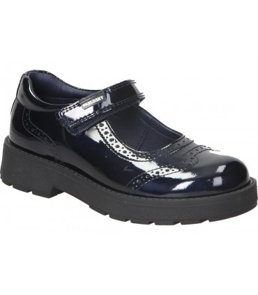 Zapatos casual de moda joven top3 21569 color negro