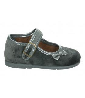 Zapatos color negro de casual refresh 72940