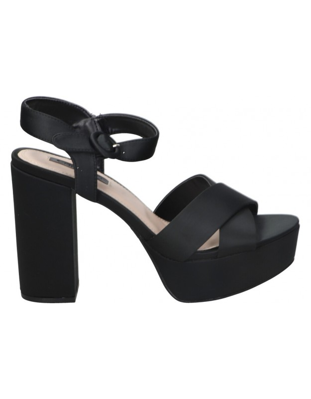 Sandalias chk10 new taylor 01 negro para moda joven