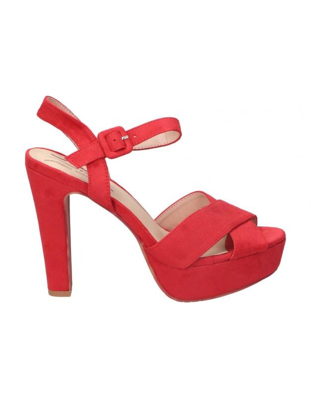 Sandalias own w1901207. rojo para moda joven