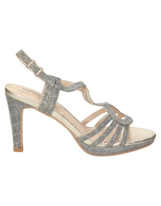 Sandalias color gris de vestir own w1805101.