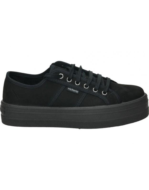 Deportivas para moda joven victoria 109205 negro
