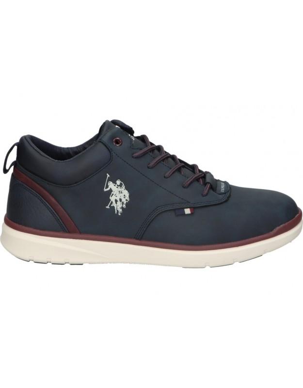 Zapatos casual de caballero polo ygor001w9/y2 color marino