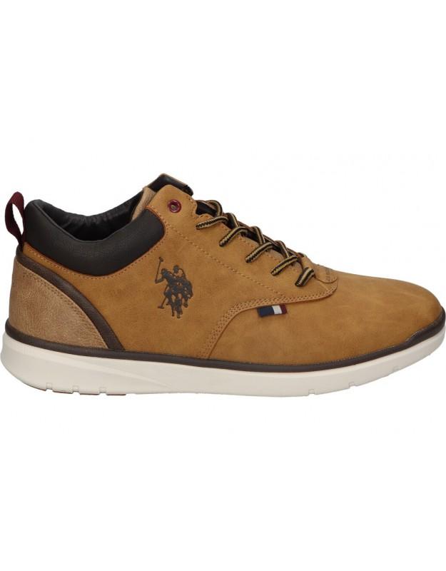 Zapatos para caballero polo ygor001w9/y2 amarillo