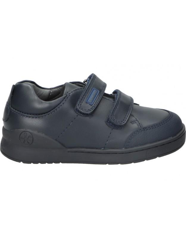 Zapatos casual de niño garvalin 201101 b color marino
