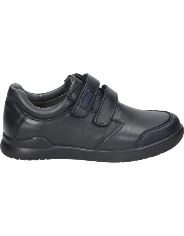 Zapatos casual de niño garvalin 161126 b color marino