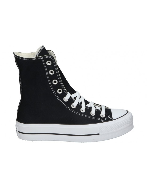 ZAPATILALS CONVERSE CHUCK TAYLOR ALL STAR HIGH TO 170522c-001 NEGRO