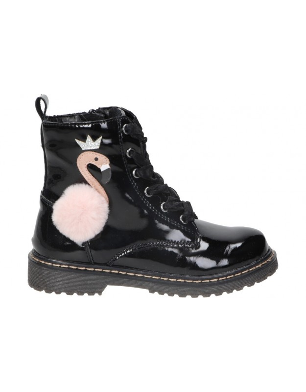 Botas para niña xti 57835 negro