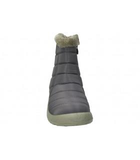 Zapatos para señora skechers 49481-nat blanco