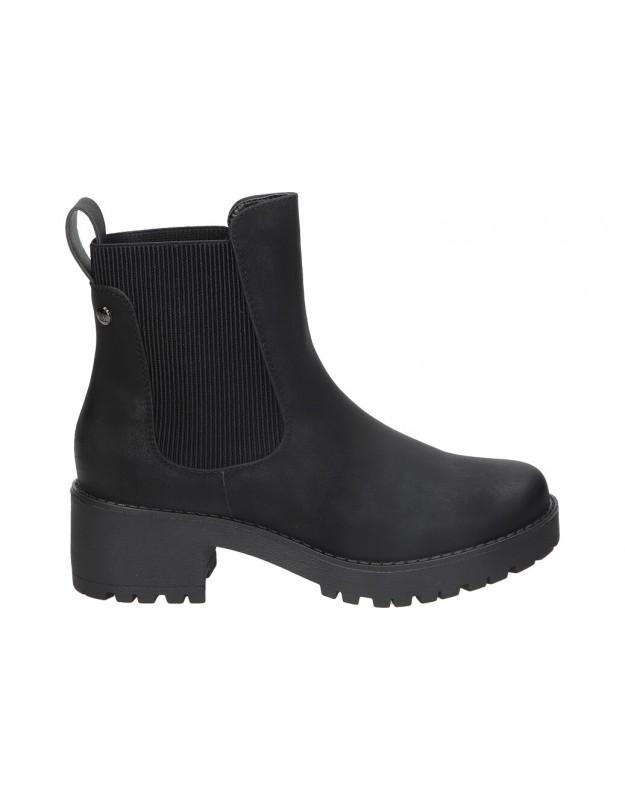 Botines D ANGELA dho20221 negro para moda joven