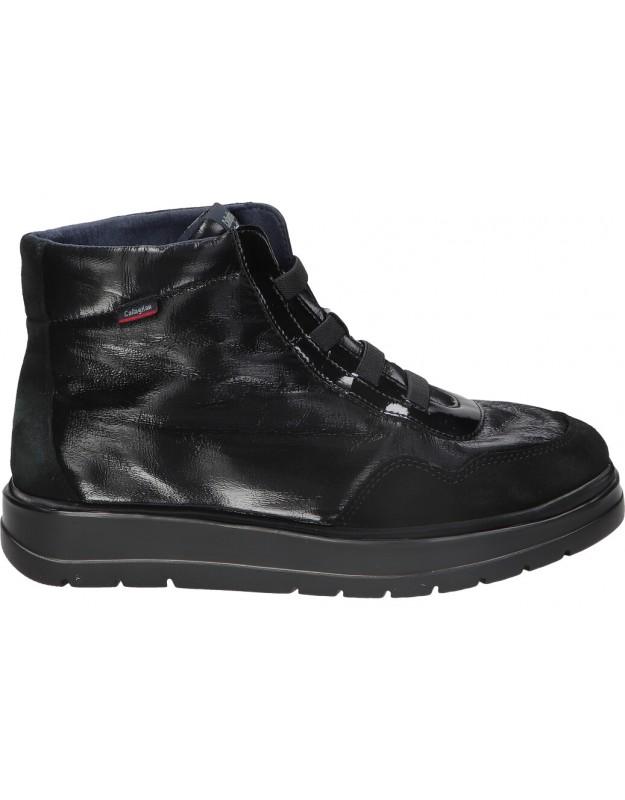 Zapatos casual de señora CALLAGHAN 49501 color negro