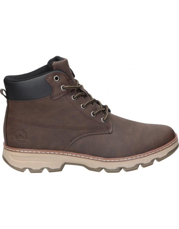 JHAYBER marron za52355-500 botas para caballero