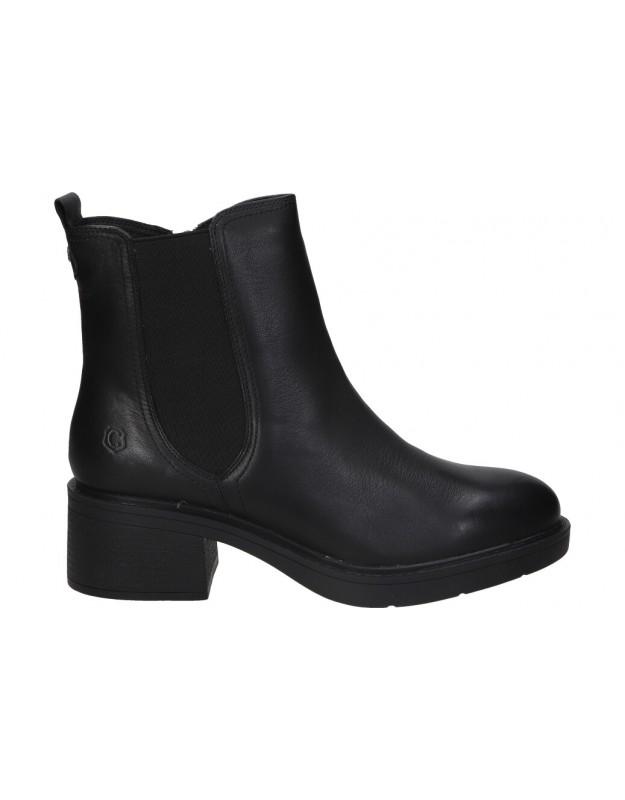 Carmela negro 68083 botines para moda joven