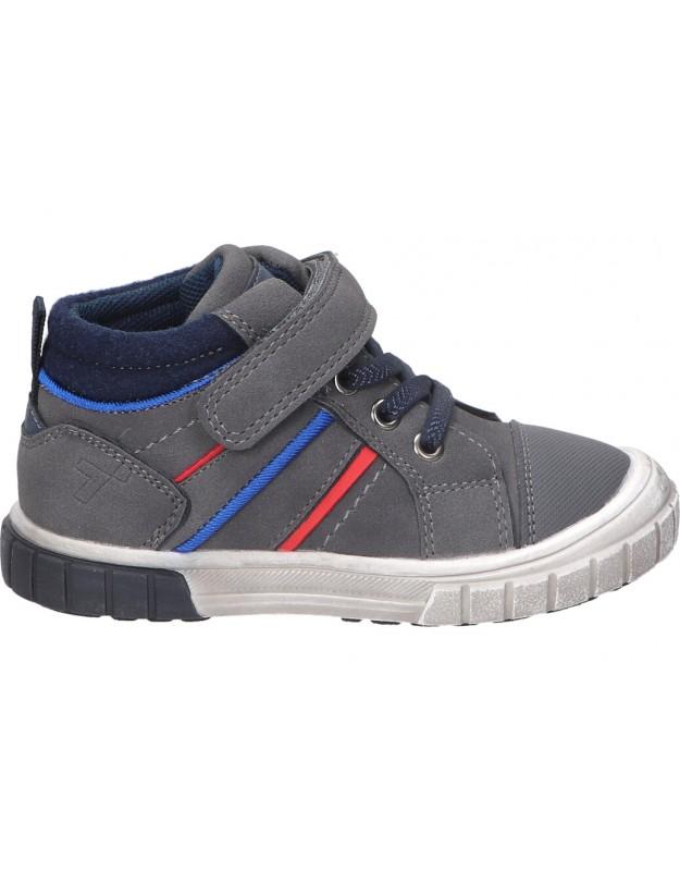 Crecendo gris 2031 botas para niño