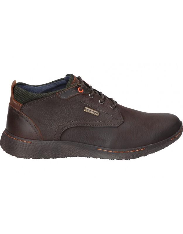 Zen marron 378614 botas para caballero