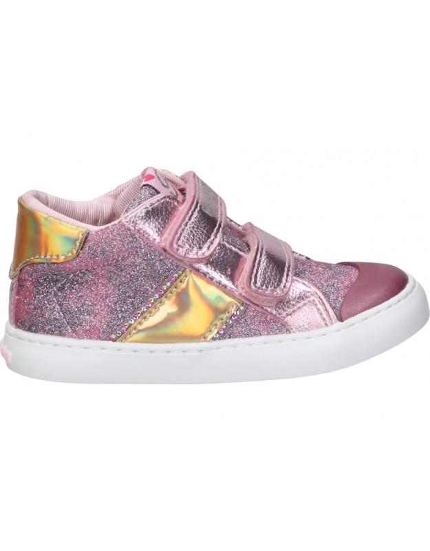 Zapatos pablosky 965670 rosa para niña