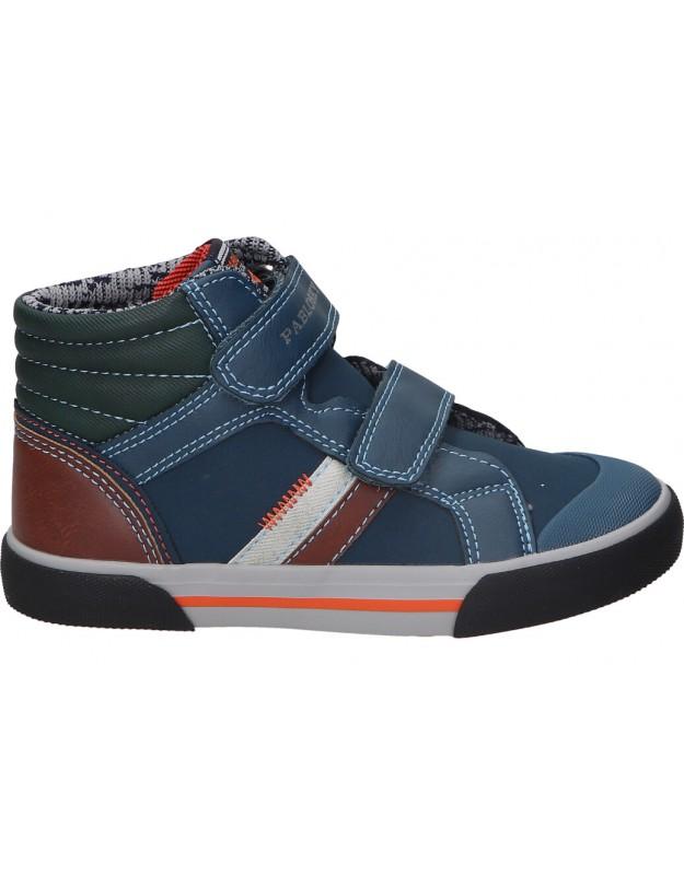Botas casual de niño pablosky 965940 color azul