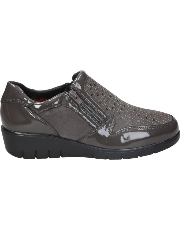 Zapatos para señora DOCTOR CUTILLAS 60322 taupe