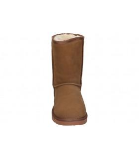 Sandalias para señora walk & fly 3861-35580 negro