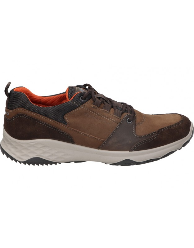 Zapatos para caballero planos IGI & CO ued 81194 en marron