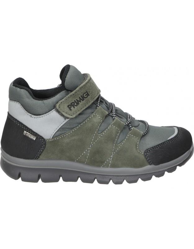Botas color verde de casual PRIMIGI 83861