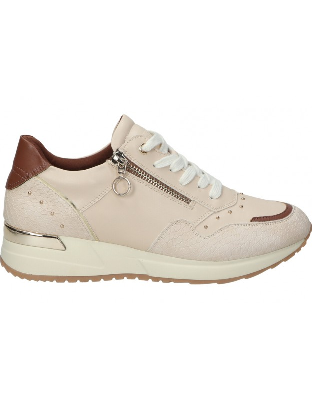 CHK10 beige norma 01 zapatos para moda joven