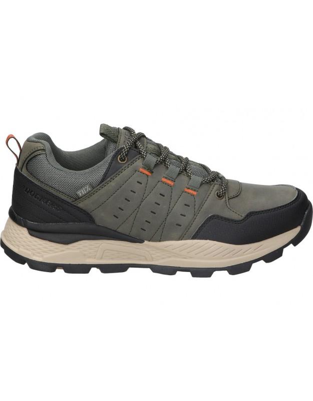 DOCKERS gris 47bs008 zapatos para caballero