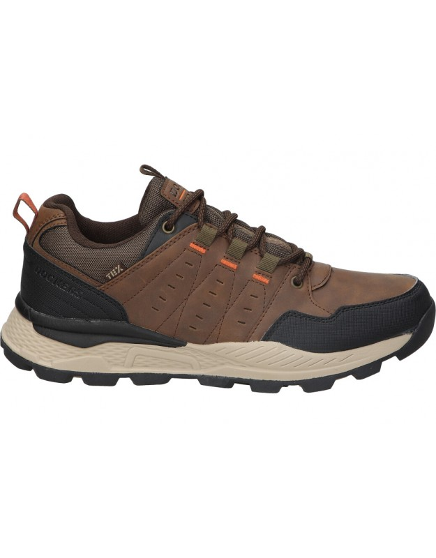 Zapatos para caballero DOCKERS 47bs008 marron