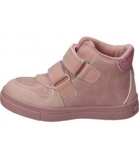 Sandalias para señora planos walk & fly 3861-22201 en multicolor