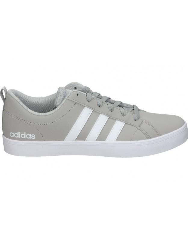 Deportivas casual de niña skechers 302306l-gymt color gris