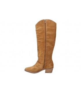 Sandalias para señora cuña marila 1509/37-24 en marron