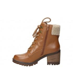 Sandalias color marron de casual skechers 66068-choc