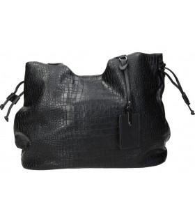 Sandalias color negro de casual refresh 72645