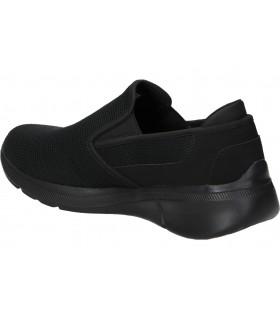 Sandalias casual de señora porronet 2720 color negro